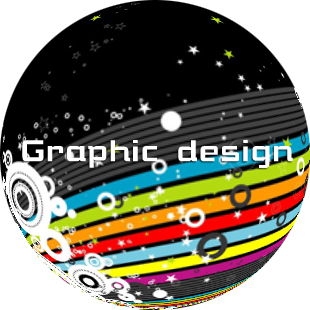 Graphic designのイメージ