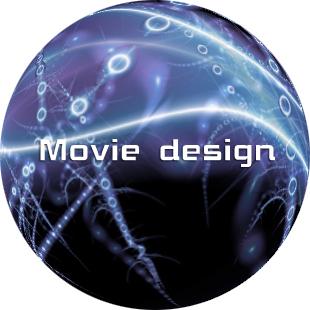 Movie designのイメージ